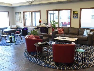 Home, Wood River Inn & Suites