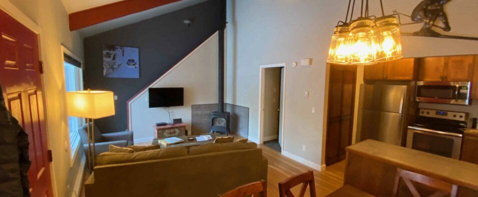 Condo, Wood River Inn & Suites