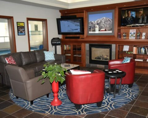 Amenities, Wood River Inn & Suites